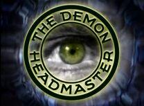 The Demon Headmaster TV Series
