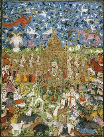 File:Ing Solomon and His Court India (Deccan, Hyderabad),.jpg