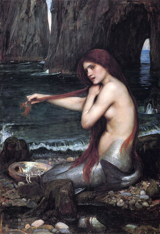 File:The Mermaid by John William Waterhouse - 1901.jpeg