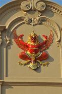 Garuda at Grand Palace