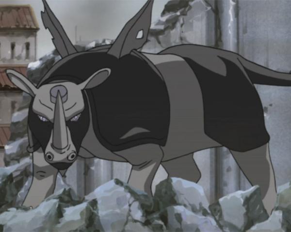 Naruto Vertrauter Geist