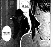 Akira found teru