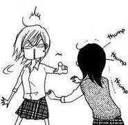 Teru and haru