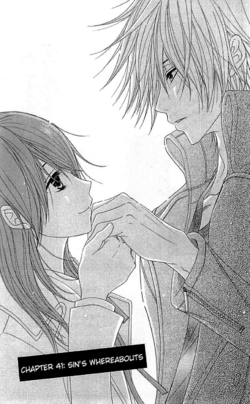 Dengeki daisy chapter 41