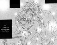 Sou and kurosaki