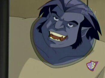 Hank McCoy (X-Men Evolution) 2