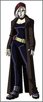 Rogue (X-Men Evolution) 2