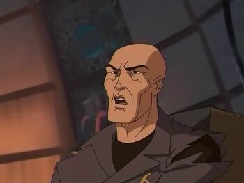 Professor Xavier (Wolverine and the X-Men)
