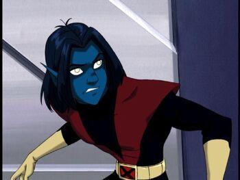 Nightcrawler (X-Men Evolution)8