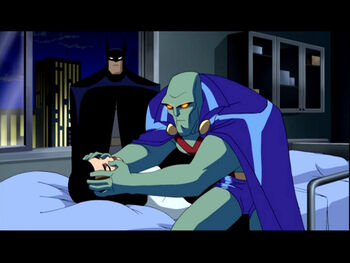 Batman and Martian Manhunter (Justice League)