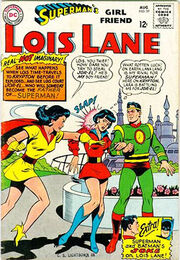 Superman's Girlfriend Lois Lane Vol 1 39
