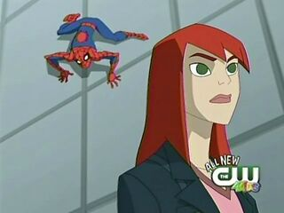 Mary Jane (Spectacular Spider-Man)2