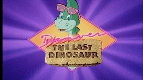 Denver The Last Dinosaur Wiki
