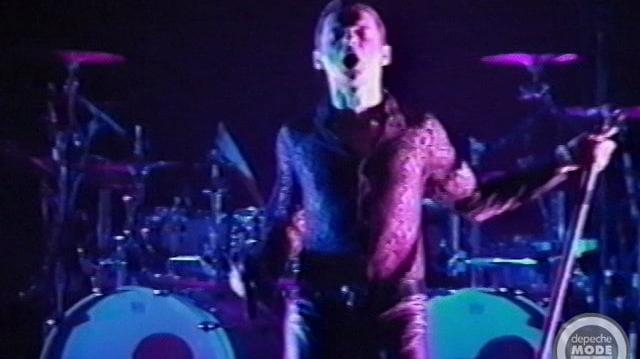 """Depeche Mode - """"It's No Good"""" - Archives Concert Series, Ultra Party, May 16th, 1997"""