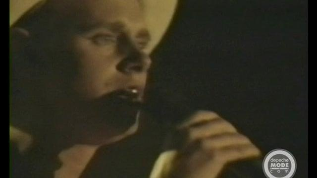 """Depeche Mode - """"Somebody"""" - Archives Concert Series, The Concert For The Masses, June 18th, 1988"""