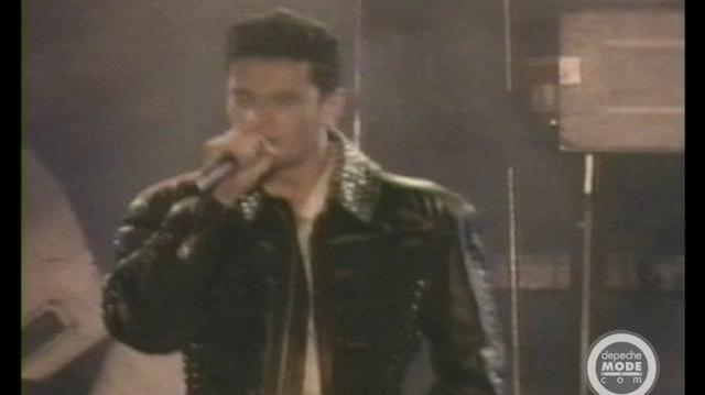 "Depeche Mode - ""Strangelove"" - Archives Concert Series, The Concert For The Masses, June 18th, 1988"