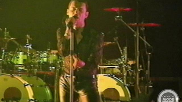 """Depeche Mode - """"Useless"""" - Archives Concert Series, Ultra Party, May 16th, 1997"""