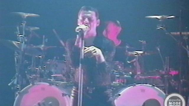 """Depeche Mode - """"Never Let Me Down Again"""" - Archives Concert Series, Ultra Party, May 16th, 1997"""