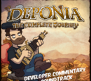 Deponia The Complete Journey Developer Commentary Soundtrack