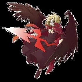 Ledah the Grim Angel