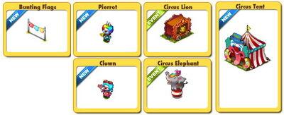 CircusItems