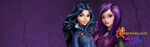Descendants - Wicked World Banner