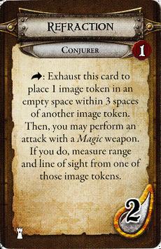 Conjurer - Refraction