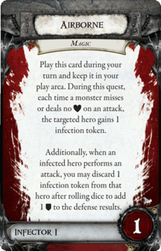 Overlord Card - Airborne