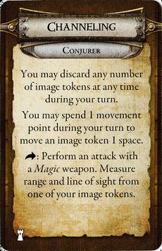 Conjurer - Channeling