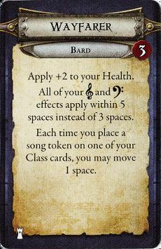 Bard - Wayfarer