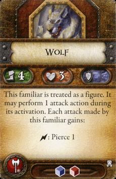 Beastmaster - Wolf