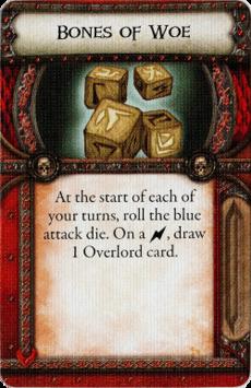 Overlord Relic - Bones of Woe