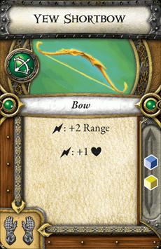 Wildlander - Yew Shortbow