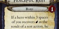 Peaceful Rest