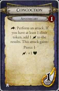 Apothecary - Concoction