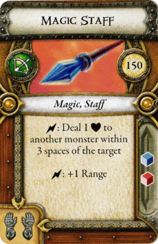 Act I Item - Magic Staff