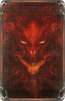 Overlord Card Back