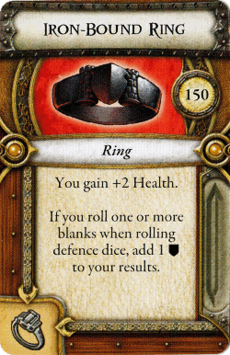 Act II Item - Iron-Bound Ring