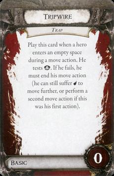 Overlord Card - Tripwire