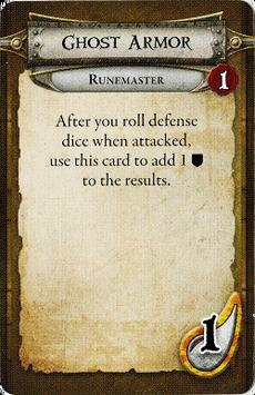 Runemaster - Ghost Armor