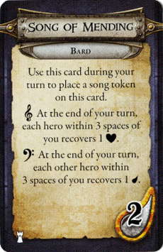 Bard - Song of Mending