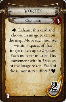 Conjurer - Vortex