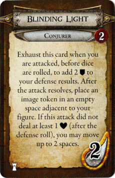 Conjurer - Blinding Light