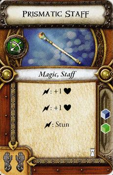 Conjurer - Prismatic Staff