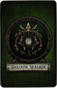 Shadow Walker - Cardback
