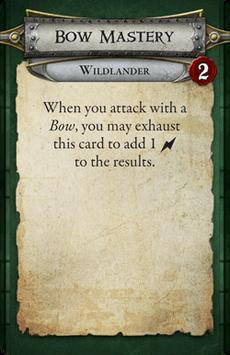 Wildlander - Bow Mastery
