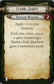 Shadow Walker - Dark Shift