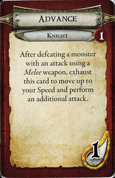Knight - Advance