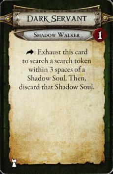 Shadow Walker - Dark Servant