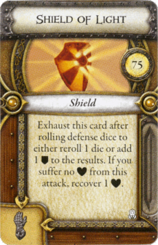 Act I Item - Shield of Light
